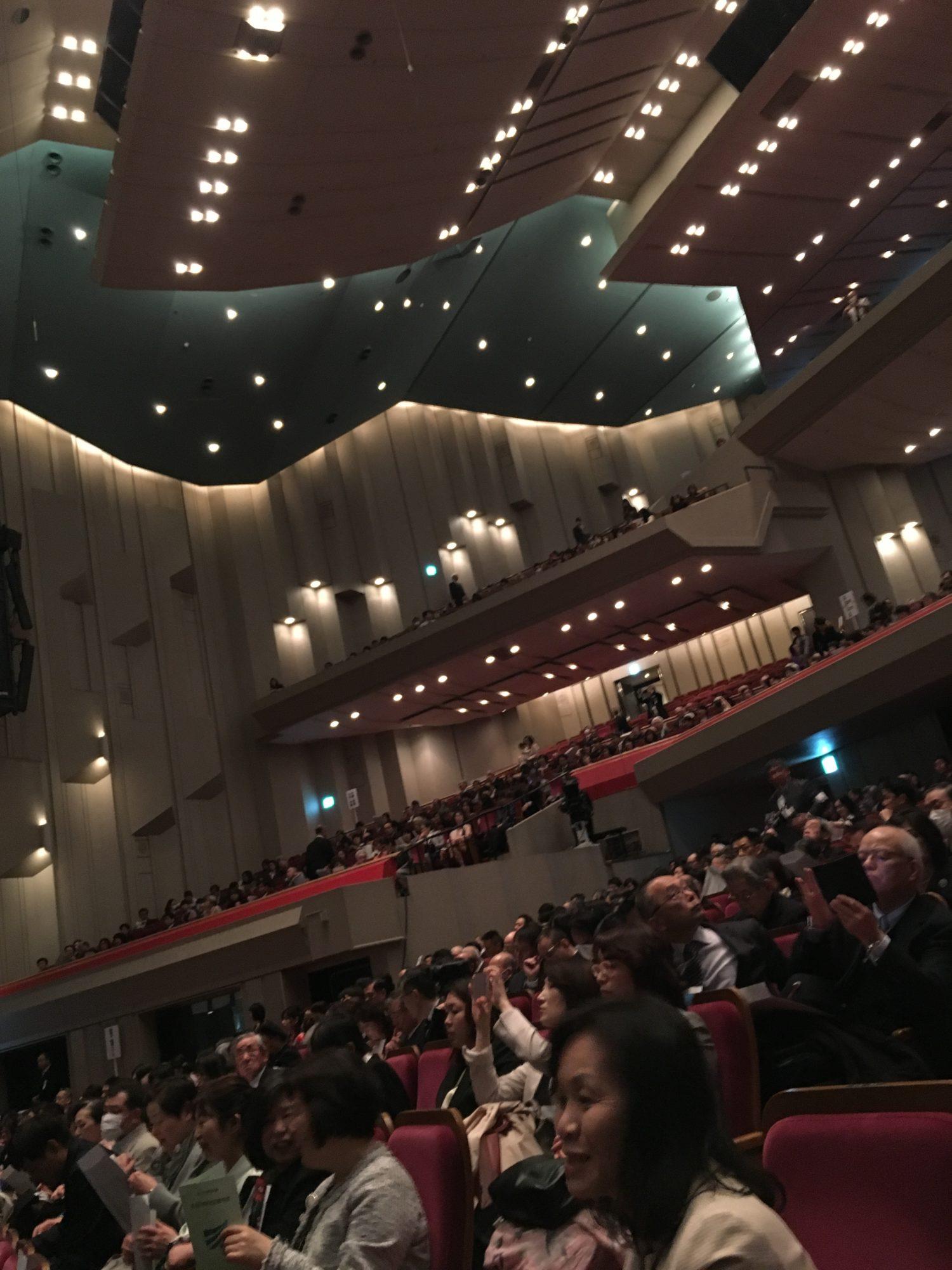 NHKホール(1)